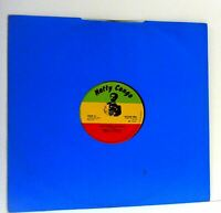 ERROL DUNKLEY happiness forgets 12 INCH EX/VG NCDM 005 vinyl reggae, lovers rock