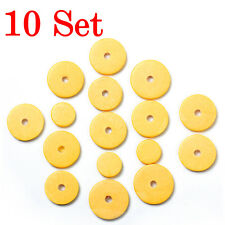 10 Set Flue Pads For Flute Pads 16pcs for Yamaha Size Replacement