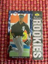 Michael Jordan 1994 Upper Deck Star Rookie Card