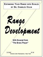 Range Development with Scales by Dr. Charles Colin - Charles Colin Publications