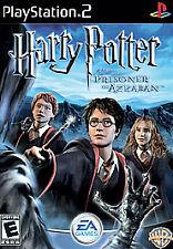 Harry Potter and the Prisoner of Azkaban Playstation 2 Game Disc Only 100% Works