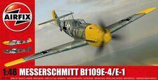Airfix A05120A Messerschmitt Bf109E-4/E-1 Aircraft 1/48 Scale Free T48 Post
