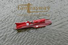 Ferrari Hydroplane 31.5in model boat - open hull for RC