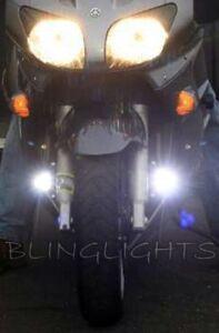 Yamaha FJR 1300 FJR1300 Non-Halo Xenon Halogen Fog Light kit Driving Lamps