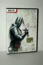 KNIGHT OF THE TEMPLE II GIOCO USATO PC DVD VERSIONE ITALIANA FR1 44488