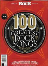CLASSIC ROCK PRESENTS-100 Greatest Rock Songs *Post included to UK/Europe/USA