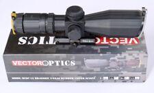 Vector Optics Dragoon 3-9x40 Rubber Clad Riflescope very Tough.