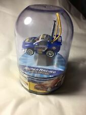 Micro Super Racing Full Function RC Remote Control #777 ROYAL BLUE CAR UNOPENED
