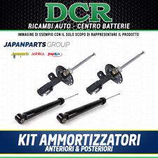 Kit 4 Ammortizzatori Ant e Post JAPANPARTS MM-00186 MM-00188 FIAT PUNTO (188_)