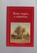 Roma magica e misteriosa - sedia del diavolo  fantasmi Villa Stuart cripta R