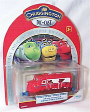 Chuggington Muddy Wilson New in Pack Learning Curve Diecast LC54021
