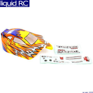 Redcat Racing 10706 1/10 Buggy Body Orange and Blue