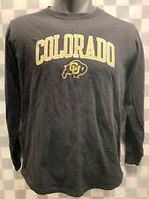 University of Colorado BUFFALOES Champion T-Shirt Youth Size L (10-12)