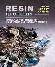 Resin Alchemy: Innovative Techniques for Mixed-Media and Jewel