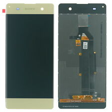Sony Xperia XA F3111 Display LCD Touchscreen Glas Scheibe Anzeige Gold grün