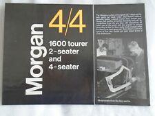 ** 1968-71 ** Morgan 4//4 1600 SET GUARNIZIONE DI TESTA X FLOW OHV WEBER carboidrati