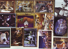 WALLACE & GROMIT The CURSE of the W'ERE RABBIT 15 TRADING CARDS  VGC