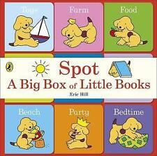 Spot: A Big Box of Little Books by Eric Hill (Board book, 2015)