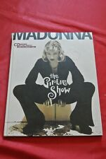 Rare Madonna The Girlie Show Concert Tour Book W 3 Live Tracks MUST SEE!!!