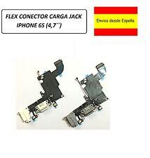 Flex de Carga Cable para Apple Iphone 6S Cargador Jack Auricular Negro