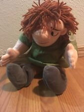 "VINTAGE DISNEY EXCLUSIVE 12"" PLUSH HUNCHBACK OF NOTRE DAME RELEASED 1996"