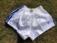 New Adidas Nylon Sprinter Shorts Glanz Vintage Football Swim Retro Gym Running