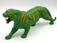 Tigre de combat battle cat Figurine MATTEL 1976 TAIWAN MOTU maître de l'univers