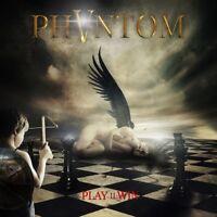 PHANTOM 5 - PLAY TO WIN (LIMITED .GATEFOLD/BLACK VINYL/180 GRAMM)  VINYL LP NEU
