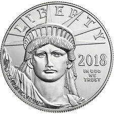 2018 1 oz American Platinum Eagle Coin (BU)