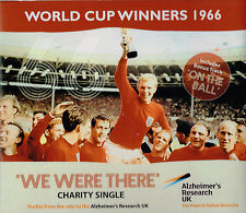 WE WERE THERE - ENGLAND WORLD CUP WINNERS 1966 - CHARITY SINGLE *SALE*