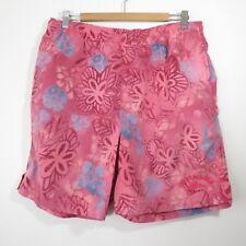 ec62a7d456dfc Tommy Bahama Men's Relax Pink Floral Drawstring Swim Trunks Boardshorts ...