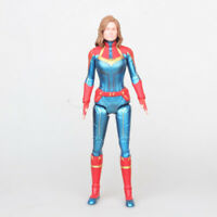 Captain Marvel Movie Cosmic Captain Marvel Super Hero Doll Action Figure,12 inch