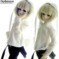 """[Dollmore] 17"""" 1/4 clothes Msd Size - Enfant T-Shirt (White)[A6]Last"""
