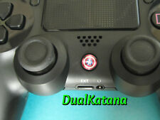 Playstation 4 Custom Controller Guide Home Button  - CAPTAIN AMERICA
