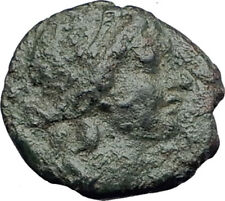 SYRACUSE in SICILY 2ndCenBC RARE R1 Ancient Greek Coin PERSEPHONE Romans i63693