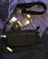 New ListingNwt Travelon Anti-Theft Black Classic Collection Mini Shoulder Bag Rfid Blocking