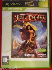 JADE EMPIRE XBOX JADE EMPIRE XBOX XBOX 360