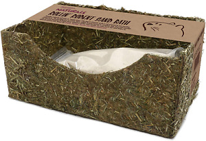 Rosewood Naturals Rollin Rodent Sand Bath For Gerbils, Hamsters And Degus