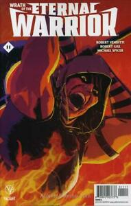 Wrath Of The Eternal Warrior #11A VF/NM; Valiant | save on shipping - details in