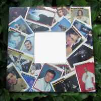 STAR TREK movie wall mirror, 1979 trading cards, Vulcan, Capt Kirk, Mr Spock
