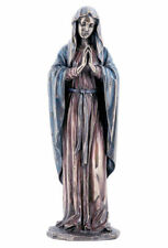 "Blessed Virgin Mary Sculpture Statue Figurine - 12"" Tall"