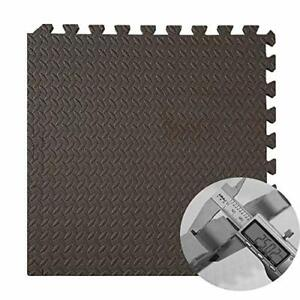 EVA Soft Foam Mats | Heavy Duty Interlocking Gym Floor Protector
