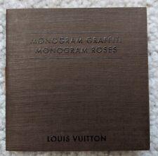 Louis Vuitton MONOGRAM GRAFFITI MONOGRAM ROSES Booklet Vintage (#2)