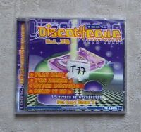 """CD AUDIO MUSIQUE / VARIOUS """"100% DISCOTHEQUE VOLUME 35"""" 15T CD COMPILATION  NEUF"""