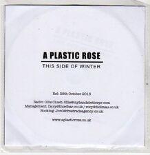 (ER277) A Plastic Rose, This Side of Winter - 2013 DJ CD
