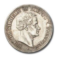 German States Prussia Friedrich Wilhelm III Thaler 1829 A KM-419 About Unc