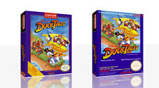 - Duck Tales NES Replacement Spare Game Case Box + Cover Art Work Only