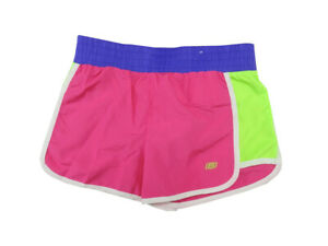 Skechers Girls Size 14/16 Active Shorts, Pink Glo