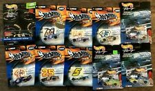 Hot Wheels Nascar Racing 1/64 DieCast Lot of 10 New in Box 1999 2002 no dups