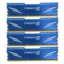 TRIDENTZ 32GB 4X 8GB PC3-12800U DDR3 1600MHz 240pin 1.5V DIMM RAM Desktop Memory